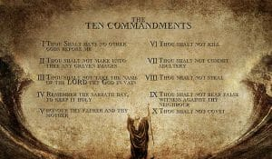 Undersanding God's Laws