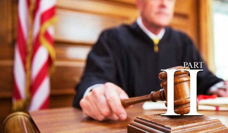 JUDGES: Godly or Ghastly – Part 2