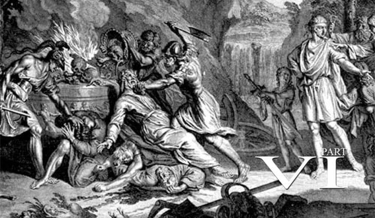 The Sixth Commandment – Part 6