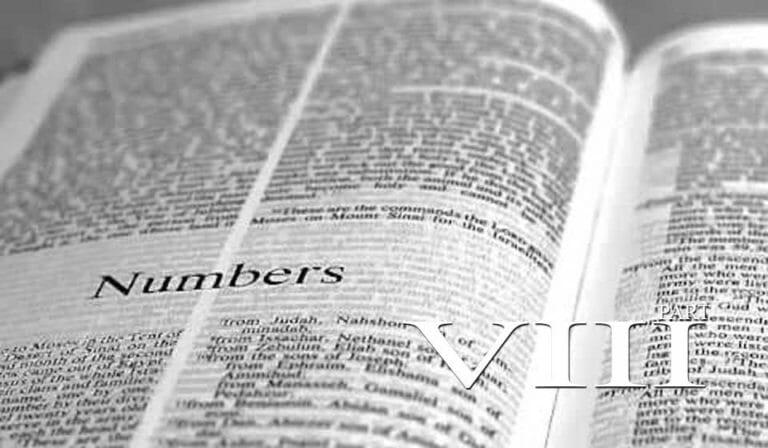 The Sixth Commandment – Part 8