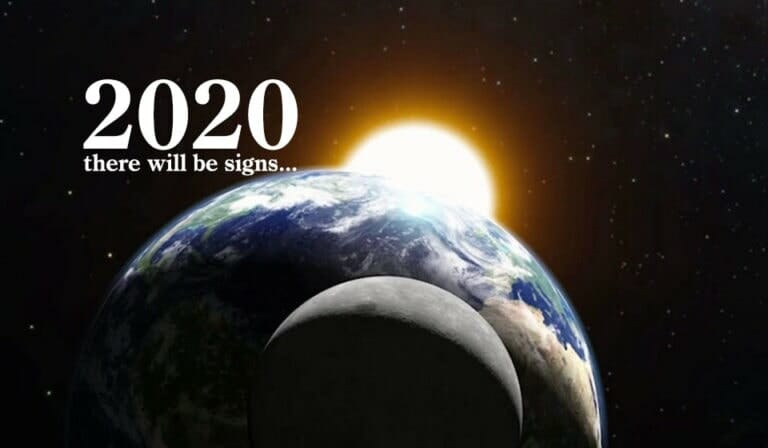 The New Year – 2020