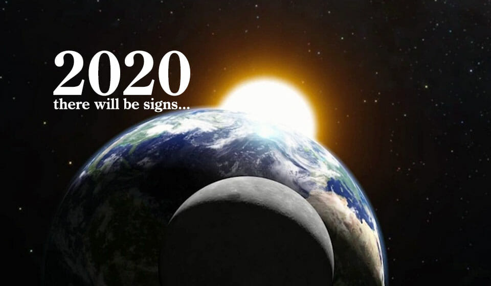 2020 There Will Be Signs