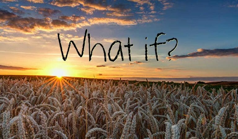 What If? – Part 1