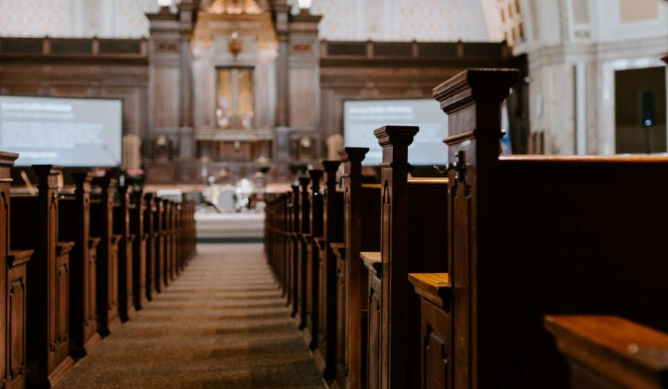 Church Services Banned