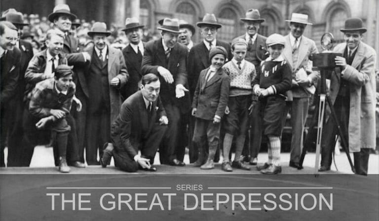 The Great Depression Part 1 – The Roaring 20's