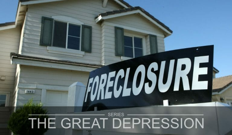The Great Depression Part 13 – 2008 Recession