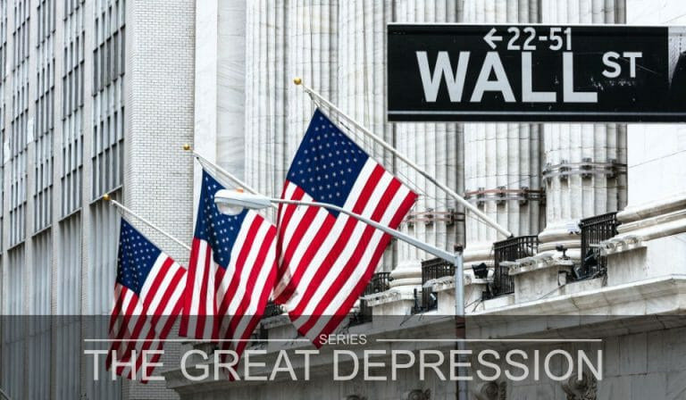 The Great Depression Part 14 – Inverted Yield Curve