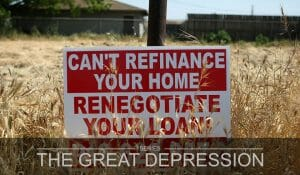 The subprime mortgage crisis and greed