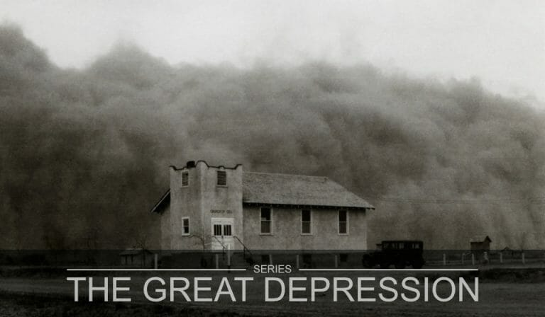 The Great Depression Part 8 – The Dust Bowl